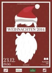 Weihnachten 2014 im Trummelhof, 1190 Wien 19. (Wien), 23.12.2014, 19:00 Uhr