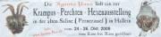 Krampusausstellung, 5400 Hallein (Sbg.), 24.10.2008, 11:00 Uhr
