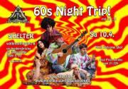 60s Night Trip, 1200 Wien 20. (Wien), 10.04.2010, 20:00 Uhr
