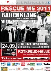 Rescue me 2011, 2230 Gänserndorf (NÖ), 24.09.2011, 20:00 Uhr