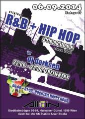 original R&B + Hip Hop Seduction since 2009, 1090 Wien  9. (Wien), 06.09.2014, 22:00 Uhr