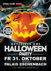 Offizielle Uni Halloween Party, 1010 Wien  1. (Wien), 31.10.2014, 22:00 Uhr
