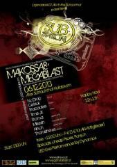 Sub Station presents Makossa & Megablast, 2020 Hollabrunn (NÖ), 06.12.2013, 21:00 Uhr