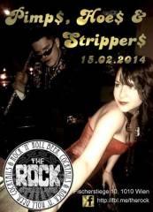 Pimps, Hoes & Strippers, 1010 Wien  1. (Wien), 15.02.2014, 19:00 Uhr