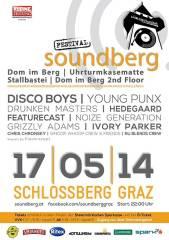 Soundberg 17|05|14, 8010 Graz,01.Bez.:Innere Stadt (Stmk.), 17.05.2014, 22:00 Uhr