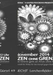 Tanz ohne Grenzen, 1160 Wien 16. (Wien), 20.11.2014, 22:00 Uhr