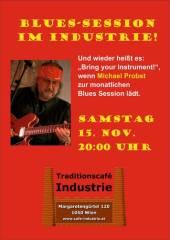 Weihnachts-Blues-Session im Industrie!, 1050 Wien  5. (Wien), 20.12.2014, 20:00 Uhr