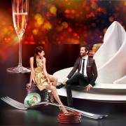 Fondueabend im Casino Restaurant, 6991 Riezlern (Vlbg.), 31.01.2015, 17:00 Uhr