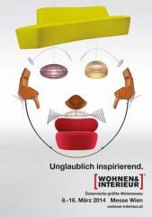 Wohnen & Interieur 2014 Single-Haushalt und Home Office: Wohn- und Arbeitsmodell der Zukunft?, 1020 Wien  2. (Wien), 16.03.2014, 00:00 Uhr