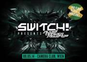 Switch! Pres. Saxxon/ Savage Rehab & T>I, 1070 Wien  7. (Wien), 09.05.2014, 23:00 Uhr