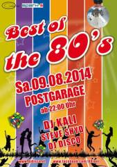 Best of the 80s, 8020 Graz  5. (Stmk.), 09.08.2014, 22:00 Uhr