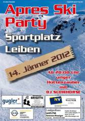 Apres Ski Party, 3652 Leiben (NÖ)
