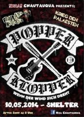 Deutschpunk! Live: Popperklopper (D) u.a., 1200 Wien 20. (Wien), 10.05.2014, 20:00 Uhr