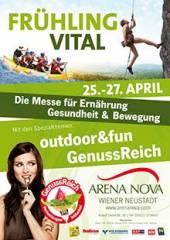 Frühling Vital, 2700 Wiener Neustadt (NÖ), 27.04.2014, 10:00 Uhr