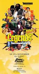 Legends  A Tribute to the WU  TANG CLAN, 1040 Wien  4. (Wien), 29.11.2014, 23:00 Uhr