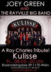 A RAY CHARLES TRIBUTE: JOEY GREEN , 1170 Wien,Hernals (Wien), 01.05.2015, 20:00 Uhr