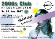 2000s Club mit KIDS N CATS DJ-Set, 1160 Wien,Ottakring (Wien), 04.11.2017, 21:00 Uhr
