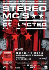Stereo Mcs Full Connected Live Show + Aphrodelics Konzert, 1160 Wien 16. (Wien), 13.11.2014, 20:00 Uhr