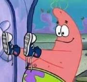 Ich schau mir spongebob nur an wegen patrick von Smud