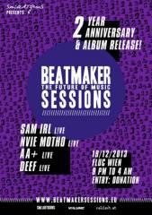 Beatmaker Sessions 2 Yr. Anniversary & Album Release!, 1020 Wien  2. (Wien), 19.12.2013, 21:00 Uhr