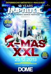 13 Years Hypnotic presents X-MAS XXL, 1020 Wien  2. (Wien), 25.12.2013, 22:00 Uhr