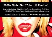 2000s Club: Remember 2007?, 1160 Wien,Ottakring (Wien), 07.01.2017, 21:00 Uhr