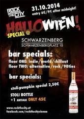 Hallowien 2014, 1040 Wien  4. (Wien), 31.10.2014, 22:00 Uhr