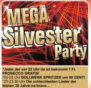 Mega - Silvester - Party, 8054 Seiersberg (Stmk.), 31.12.2009, 20:30 Uhr