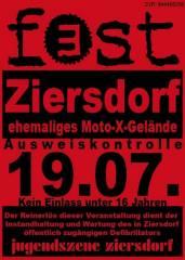 Fest Ziersdorf, 3710 Ziersdorf (NÖ), 19.07.2014, 21:00 Uhr