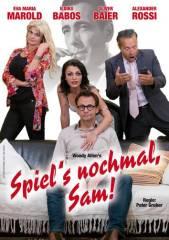 """Marold, Babos, Baier & Rossi """"Spiel's nochmal, Sam!"""", 3430 Tulln an der Donau (NÖ), 25.03.2015, 19:30 Uhr"""