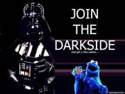 Komm auf die dunkle seite der macht...und bekomme gratis kekse von Julian