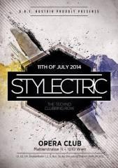 Stylectric, 1010 Wien  1. (Wien), 11.07.2014, 22:00 Uhr