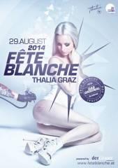 Fete Blanche Graz 2014, 8010 Graz  1. (Stmk.), 29.08.2014, 18:00 Uhr