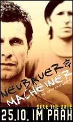 Neubauer&Macheiner (+Gutschy&Men), 6370 Kitzbühel (Trl.), 25.10.2014, 20:00 Uhr