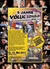 Völlig Losgelöst wird 9, 8020 Graz  4. (Stmk.), 13.05.2011, 22:00 Uhr