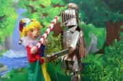 Friedburger Puppenbühne - Kasperl und der Ritter Blech, 5020 Salzburg (Sbg.), 17.01.2015, 15:00 Uhr