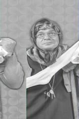 """Markus Hirtler als Ermi Oma """"Ärger Therapie"""", 3430 Tulln an der Donau (NÖ), 09.04.2015, 19:30 Uhr"""