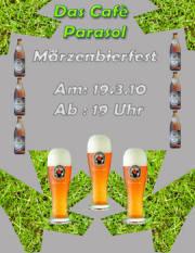Märzenbier Fest, 5020 Salzburg (Sbg.), 19.03.2010, 19:00 Uhr