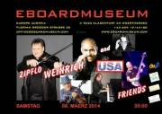 Zipflo Weinrich and USA Friends, 9020 Klagenfurt  1. (Ktn.), 08.03.2014, 20:00 Uhr