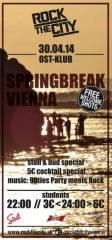 Spring Break!!, 1040 Wien  4. (Wien), 30.04.2014, 22:00 Uhr