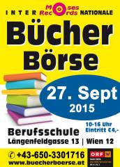 Moses-Records BÜCHERBÖRSE WIEN, 1120 Wien,Meidling (Wien), 27.09.2015, 10:00 Uhr