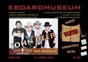 John Deer - Country Rock der ultimativen Szene - Stars, 9020 Klagenfurt  1. (Ktn.), 11.04.2014, 20:00 Uhr