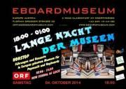 Lange Nacht der Museen - Nonstop Führungen und Konzerte, 9020 Klagenfurt  1. (Ktn.), 04.10.2014, 18:00 Uhr