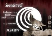 Soundstrudl Halloween, 1010 Wien  1. (Wien), 31.10.2014, 23:00 Uhr