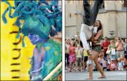 villacher strassenkunstfestival, 9500 Villach-Innere Stadt (Ktn.), 26.07.2010, 12:00 Uhr