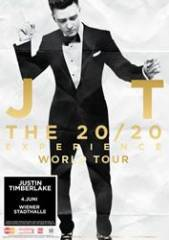 Justin Timberlake - The 20/20 Experience World Tour, 1150 Wien 15. (Wien), 04.06.2014, 19:30 Uhr