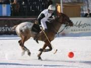 Eröffnung Valartis Bank Snow Polo World Cup, 6370 Kitzbühel (Trl.), 16.01.2014, 19:00 Uhr