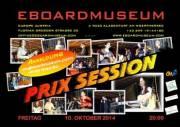 Prix Session - Die kultigste Show in Town, 9020 Klagenfurt  1. (Ktn.), 10.10.2014, 20:00 Uhr