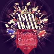 Asiakiss Asian Night @ Club Couture, 1220 Wien 22. (Wien), 28.11.2014, 22:00 Uhr