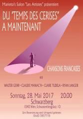 Du Temps des Cerises à Maintenant, 1040 Wien,Wieden (Wien), 28.05.2017, 20:00 Uhr